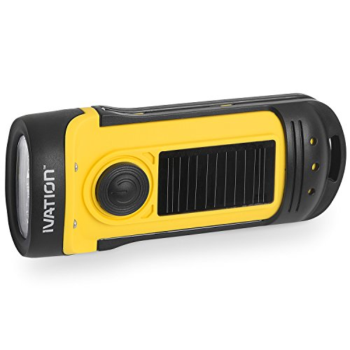 Hybrid Light Solar Flashlight - 8