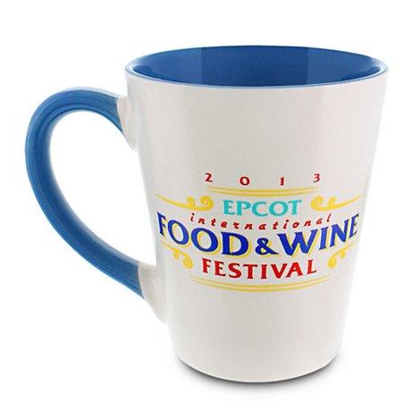 Disney Epcot International Food & Wine Festival coffee & tea