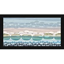 Midwest Art & Frame 3243 40 W x 22 H in. Pebble Beach Wall Art By Tandi Venter by Midwest