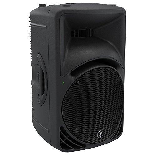 Mackie SRM450 Powered 12'' Loudspeaker Pair 2000W Bi-Amped Version 3 Active SRM450V3-Pr by Mackie