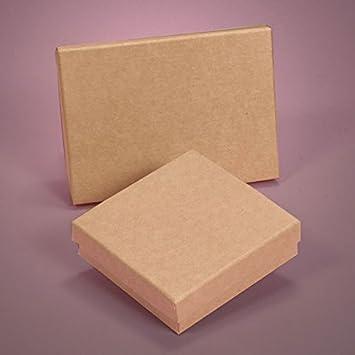 Amazoncom Cotton Bulk Jewelry Boxes 618 X 518 X 1 50 each