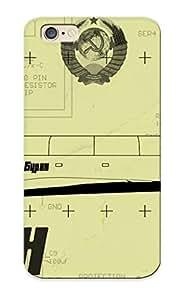 Stylishgojkqt Premium Protective Hard Case For Iphone 6- Nice Design - Space Shule Buran Russian Space Cccp Urrs Soviet Vkk
