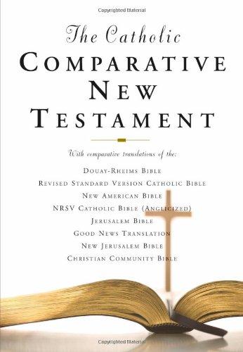 Download The Catholic Comparative New Testament pdf epub
