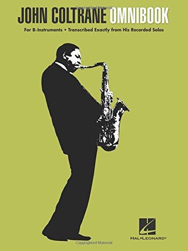 John Coltrane - Omnibook: For B-flat Instruments