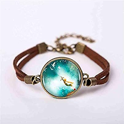 ZUOZUO Leather Wristband Pendant Retro Fashion Leather Bracelet Friend Gift Women S Chain Men S Necklace Drop Estimated Price £15.99 -