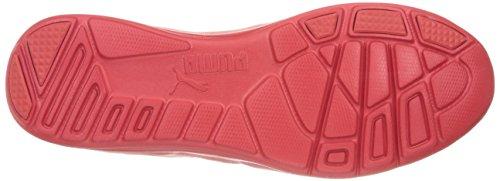 Puma Mens Duplex Evo Graphic Fashion Sneaker Rosso Esplosione / Ad Alto Rischio