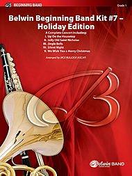Belwin Beginning Band Kit #7: Holiday Edition