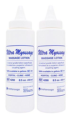 Ultra Myossage Massage Lotion Bottle product image