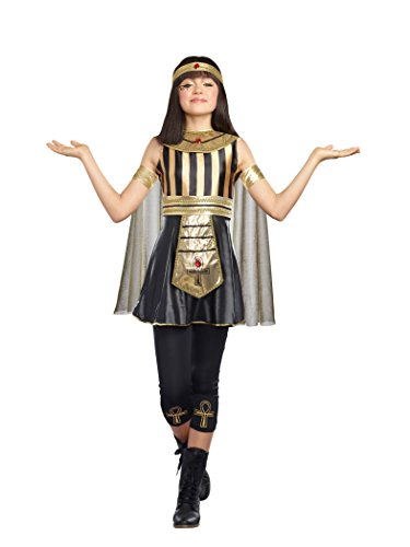 [SugarSugar Tween Egyptian Jewel Costume, One Color, X-Large] (Halloween Costumes Egyptian)