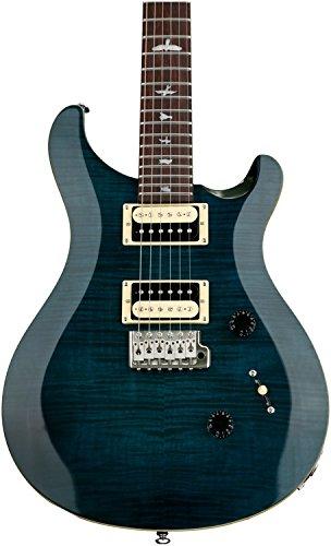 PRS CM4WB2 SE Custom 24 Electric Guitar, Whale Blue