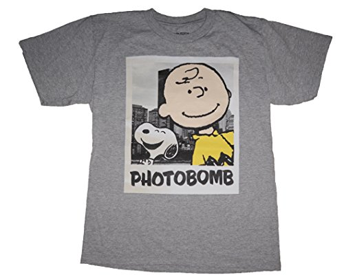 Ladies Juniors Fit Official Charlie Brown, Peanuts T-shirt. S or XL