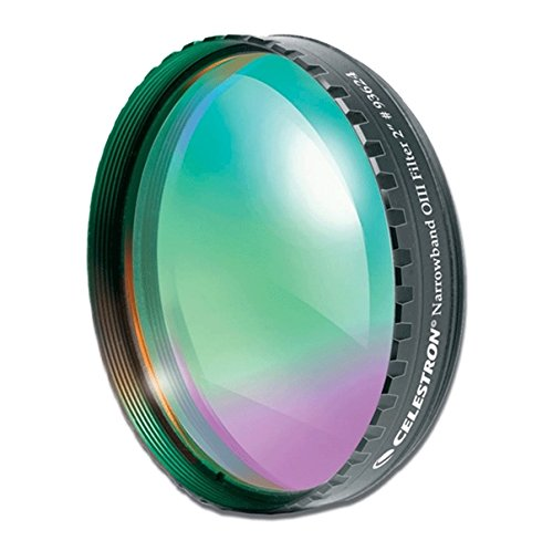 Celestron 93624 Narrowband Oxygen III 2 Filter by Celestron