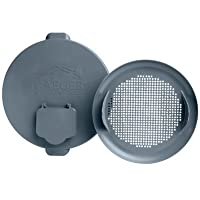 Traeger Pellet Grills BAC370 Pellet Storage Lid & Filter Kit, Gray from legendary Traeger Pellet Grills