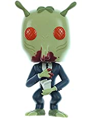 Funko POP! Animation Rick and Morty Cornvelious Daniel with Mulan S Collectible Figure