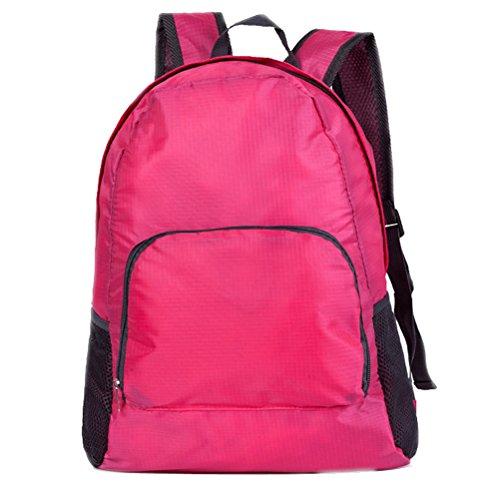 2016 new Korean Stylish Soft leather bag lady's Backpack – Black - 1