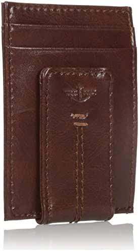 Dockers Men's Mt. Vernon Magnetic Card Holder Wallet
