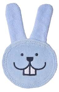 MAM Oral Care Rabbit, Blue, 3 Plus Months