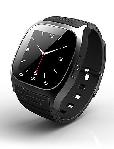 Smart Bluetooth Watch Smartwatch M26S for Android IOS Phone - Blue - 2