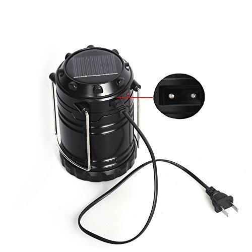 Ultra-Bright-Rechargeable-Lantern-Solar-Camping-Lantern-Powered-Ledportable-Camping-LED-Lightusb-Chargingbattery-Powerideal-for-Hiking-Campingfishingsports-Emergencies-Hurricanes-Outages