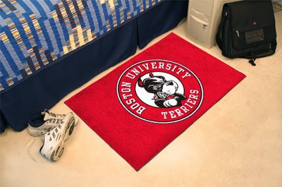 Boston University Starter Indoor / Outdoor Rug by Fanmats