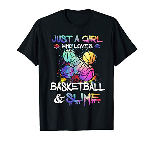 Just a Girl Who Loves Basketball and Slime -