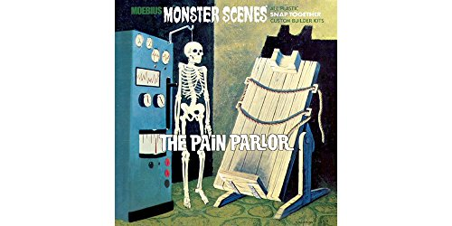 (Moebius Models Pain Parlor MOE635)