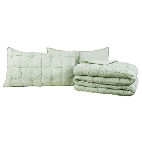 VHC Brands Camille Mint Luxury King Set