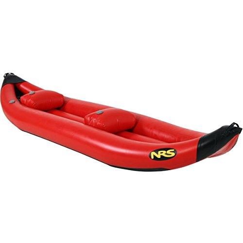 NRS Maverik II Tandem Inflatable Kayak-Red