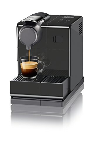 Nespresso Lattissima Touch Original Espresso Machine with Milk Frother by De'Longhi, Washed Black by DeLonghi (Image #5)