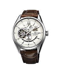 ORIENT watch ORIENTSTAR modern skeleton Automatic Ivory WZ0291DK Men