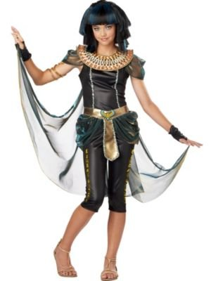 California Costumes Dark Egyptian Princess Tween Costume, Large