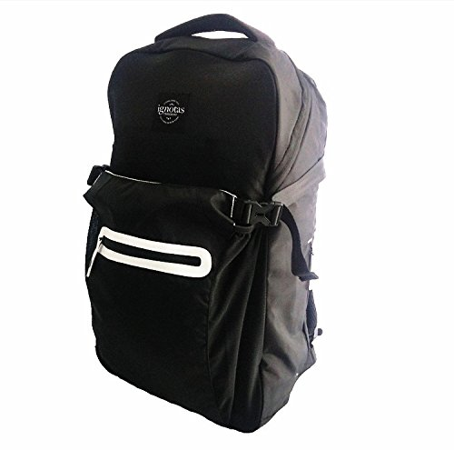 Ignotas Apparel Yoga Mat Backpack: Multi Purpose Bag For Yoga, Travel and the Gym~ Carry Your Mat and Gear in One Bag! by Ignotas Apparel