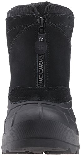 Kamik Mens Champlain2 Snow Boot Black