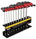 Klein Tools 409-JTH610EB Journeyman T-Handle Ball-Hex Key Sets