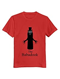 Buluew Men's 3D The Babadook 100% Cotton T Shirt Size US KellyGreen