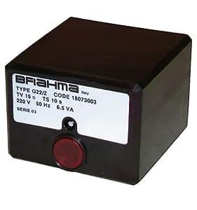Brahma - Centralita de control - FR1 - : 18048700