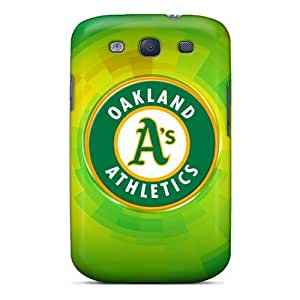Michlles WLP2418EbUL Case Cover Skin For Galaxy S3 (oakland Athletics)