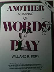 Another Almanac of Words at Play
