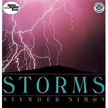 BY Simon, Seymour ( Author ) [{ Storms (Reading Rainbow Books (Paperback)) By Simon, Seymour ( Author ) Oct - 21- 1992 ( Paperback ) } ]