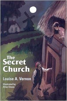 Secret Church (Louise A. Vernon) Mobi Download Book