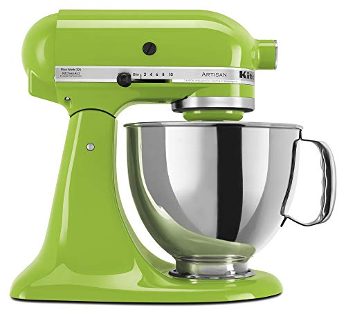 Introducing the KitchenAid  Artisan Series 5-Qt. Stand Mixer