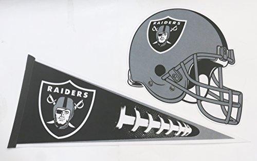 - Oakland Raiders, Wall Decor, One 17
