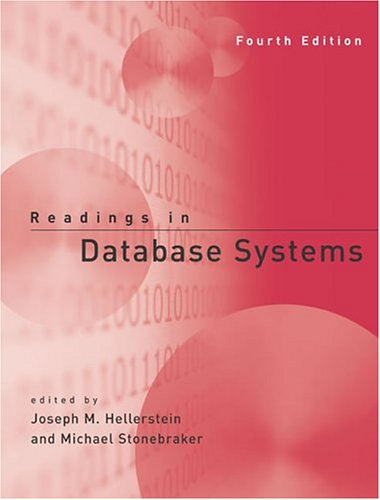 Readings in Database Systems (MIT Press)
