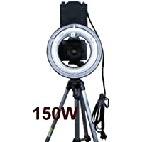 150W Camera Macro Ring Lightt for Olympus PEN E-PL1, E-P2, E-P1, Evolt E620, E520, E420, E30, E-3, E410, E510, E500, E600, E330, E300 Evolt-E1