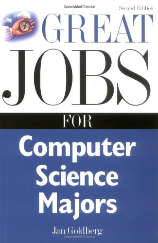 Great Jobs for Computer Science Majors 2nd Ed. pdf epub
