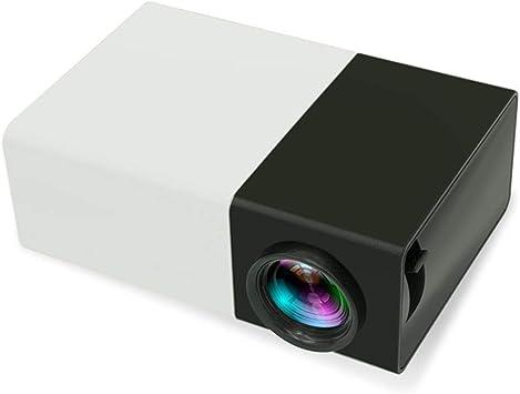 jkl Mini proyector de Video Yg300 pequeño, proyector de Video de ...