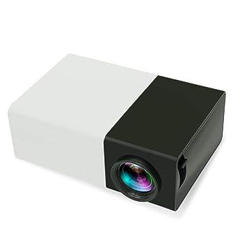 IG Mini proyector de Video Yg300, proyector de Video de Cine en ...