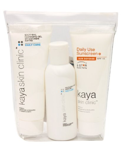 Kaya Skin Clinic Kaya on the Move Kit-Fast Shipping..
