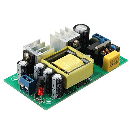 - Power Supply Module - Dc Power Supply Module - AC-DC 24W Isolated AC110V / 220V To DC 12V 2A Switch Power Supply Converter Module (12v Power Supply Module)