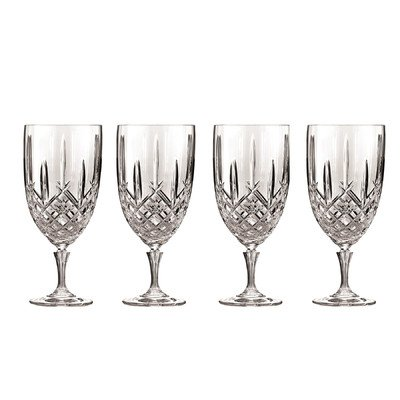 Markham 17 Oz. Iced Beverage Glass (Set of 4) [Set of 4]